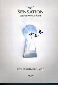 Cover  - Sensation Amsterdam 2009 - Wicked Wonderland [DVD]